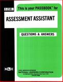 Assessment Assistant, Jack Rudman, 0837321816