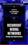 Recurrent Neural Networks 9780849371813