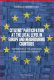 Citizens' Participation at the Local Level in Europe and Neighbouring Countries : Contribution of the Association of Local Democracy Agencies, , 2875741810