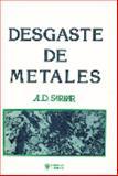 Desgaste de Metales, A. D. Sarkar, 9681831810