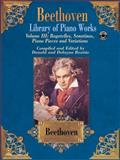 Beethoven - Library of Piano Works, Donald, 075798181X
