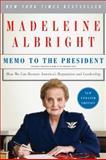 Memo to the President, Madeleine Albright, 0061351814