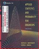 Applied Statistics and Probability for Engineers Wie, Montgomery, Douglas C., 0471381810
