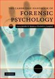 The Cambridge Handbook of Forensic Psychology, , 0521701813