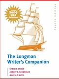 The Longman Writer's Companion : MLA Update Edition, Anson, Chris M. and Schwegler, Robert A., 0205741819
