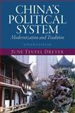 China's Political System, Dreyer, June Teufel, 020598181X