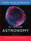 Starry Night Workbook with College Planetarium Software : To Accompany 21st Century Astronomy, Fourth Edition, Desch, Steven, 0393921816