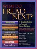 What Do I Read Next? Nonfiction, 2005-2010 9780787661816