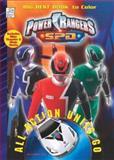 Power Rangers S. P. D. All Action Units Go, , 140371181X