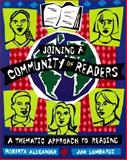 Joining a Community of Readers 9780321011817