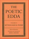 The Poetic Edda : Mythological Poems, Dronke, Ursula, 0198111819
