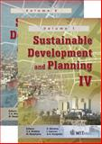 Sustainable Development and Planning IV, , 1845641817