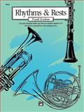 Rhythms and Rests, Frank Erickson, 0739041819