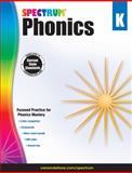Spectrum Phonics, Grade K, , 1483811816