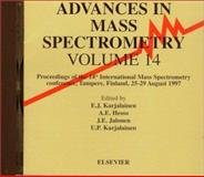 Advances in Mass Spectrometry, , 0444501827