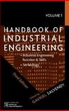 Handbook of Industrial Engineering, 3E V1, V2 and V3 Package, Salvendy, 0470241829