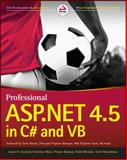 Professional ASP.NET 4. 5 in C# and VB