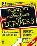 MS Officer 97 Programming with VBA for Dummies, Dummies Technical Press Staff, 0764501828