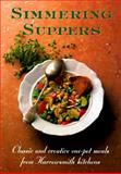 Simmering Suppers, , 1552091821