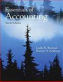 Essentials of Accounting, Anthony, Robert N. and Breitner, Leslie K., 0136071821