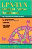 LPN/LVN Student Nurse Handbook 9780130941824
