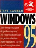 Windows 1995 : Visual Quickstart Guide, Sagman, Steve, 1566091829