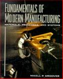 Fundamentals of Modern Manufacturing 9780133121827