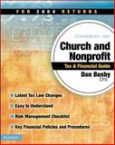 Zondervan 2005 Church and Nonprofit Tax and Financial Guide, Busby, Dan, 0310261821