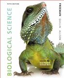 Biological Science Volume 3, Freeman, Scott and Quillin, Kim, 0321841824