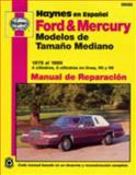 Ford and Mercury Mid Size 1975-86, John Haynes, 1563921820