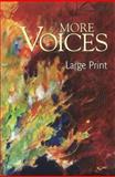 More Voices Large Print, WoodLake Publishing, 1551341824