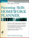 Parenting Skills Homework Planner, Knapp, Sarah Edison, 0471481823