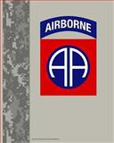 ACU Camo 82nd Airborne Division Notebook, United States Government US Army, 149354182X