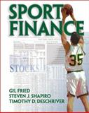Sport Finance, Fried, Gil and Shapiro, Steven, 0736001832