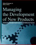 Managing the Development of New Products 9780471291831