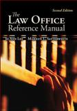 The Law Office Reference Manual, Lee, Jo Ann and Satterwhite, Marilyn, 0073511838