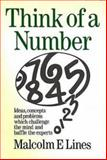 Think of a Number, Lines, Malcolm E., 0852741839