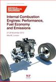 Internal Combustion Engines : Performance, Fuel Economy and Emissions, , 1782421831
