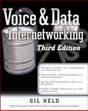 Voice and Data Internetworking, Held, Gilbert, 0072131837