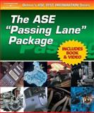 ASE 'Passing Lane' Package A3 : Manual Drive Train and Axles, Thomson Delmar Learning, 0766841839