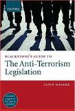 The Anti-Terrorism Legislation, Walker, Clive, 1841741833