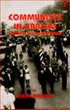Communists in Harlem During the Depression, Naison, Mark, 0802151833