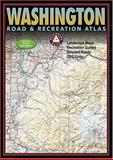 Washington Road and Recreation Atlas, Benchmark Maps Staff, 0929591836