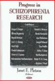 Progress in Schizophrenia Research, , 1594541833