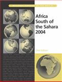Africa and South of the Sahara 2004, Europa Publications, 1857431839