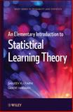 An Elementary Introduction to Statistical Learning Theory, Kulkarni, Sanjeev and Harman, Gilbert, 0470641835