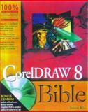 CorelDRAW 8 Bible, Miller, Deborah, 0764531832