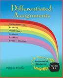 Differentiated Assignments, Pavelka, Patricia, 0972291830