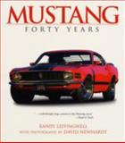 Mustang Forty Years, Randy Leffingwell, 0760321833