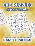 Jigsaw Sudoku: 200 Puzzles, Gareth Moore, 147922183X